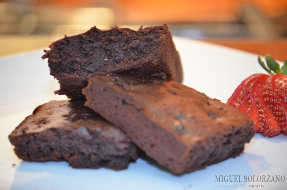 Beet and Chocolate Brownies