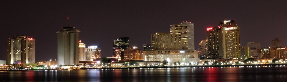 from Algiers Point
