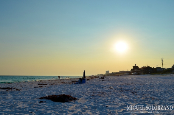 Sunset in Destin, Florida