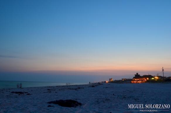 Sunset in Destin, Florida