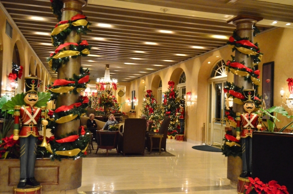 The Royal Sonesta Hotel New Orleans, Christmas 2012 Photography