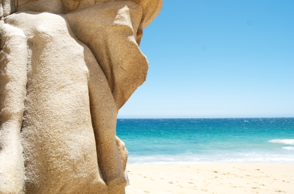 Cabo San Lucas, Mexico 2013.   Lover's Beach at Lands End.