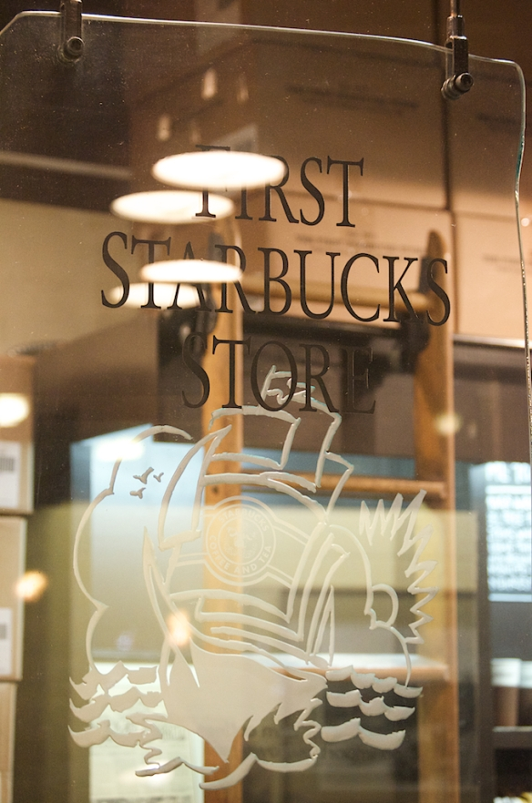 Pike Place Starbucks Store