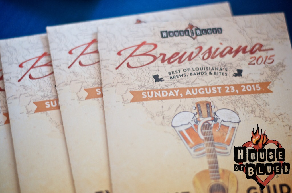 Brewsiana 2015 at House of Blues New Orleans